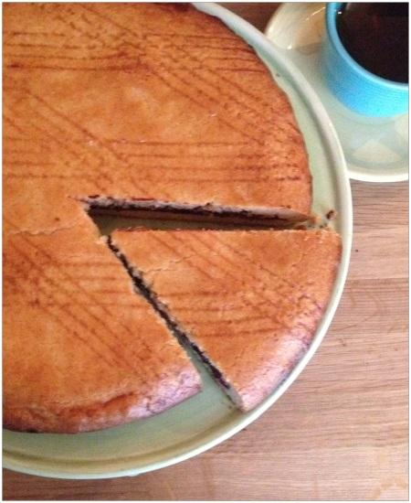 Basque-Cake