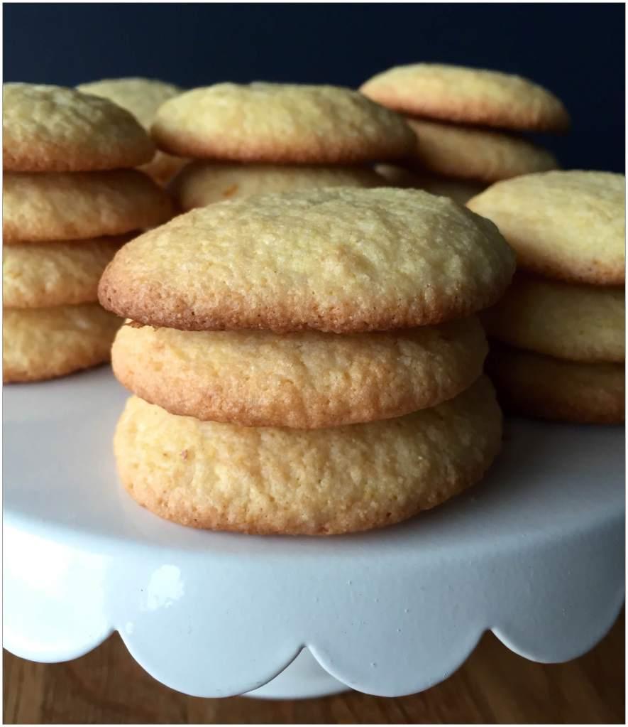 Lemon-Cornmeal-Cookies