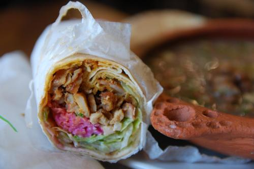 Chicken-Shwarma